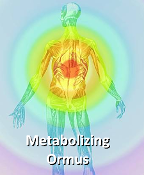 Metabolizing Ormus