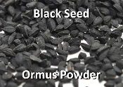 Black Seed Ormus Powder