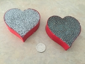 Heart Ormus Orgonite