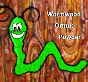 Wormwood Ormus Powder