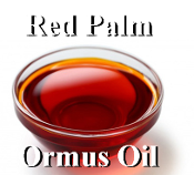 Red Palm Ormus Oil