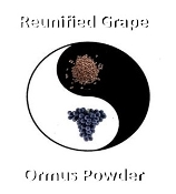 Reunified Grape Ormus Powder