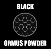 Black Ormus Powder