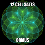 12 Cell Salts Ormus
