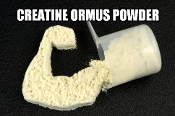 Creatine Ormus Powder