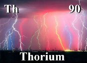 Thorium Ormus Powder