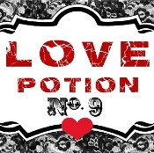 Love Potion Number 9 Ormus Powder