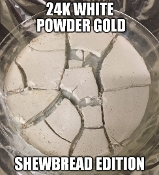 24k White Powder Gold Shewbread Edition