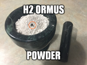 H2 Ormus Powder