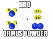 HHO Ormus Powder