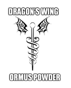 Dragon's Wing Ormus Powder