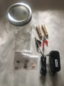 Deluxe DIY Kit with 7 Base Elements and PPM meter