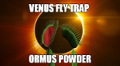 Venus Fly Trap Ormus Powder