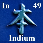 Colloidal Indium