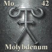 Colloidal Molybdenum
