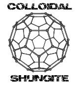 Colloidal Shungite