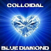 Colloidal Blue Diamond