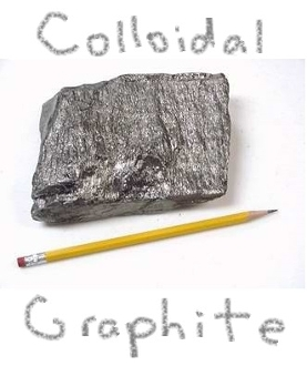 Colloidal Graphite
