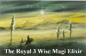 The Royal 3 Wise Magi Elixir