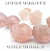 Rose Quartz Colloidals