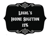 Lugol's Solution 15%