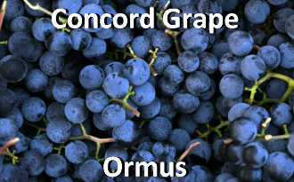 Concord Grape Ormus