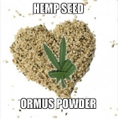 Hemp Seed Ormus Powder