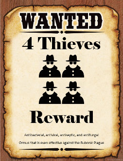 4 Thieves Ormus