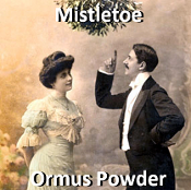 Mistletoe Ormus Powder