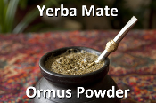 Yerba Mate Ormus Powder