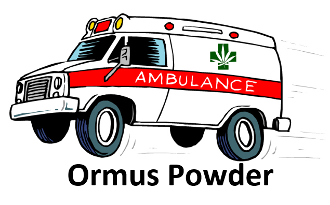 Ambulance Ormus Powder
