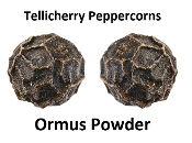 Tellicherry Peppercorn Ormus Powder
