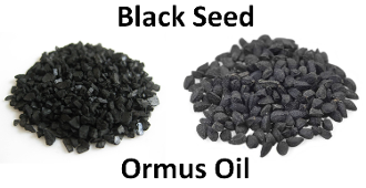 Black Seed Ormus Oil