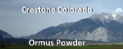 Crestone Colorado Ormus Powder