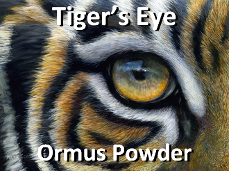 Tigers Eye Ormus Powder