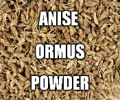 Anise Ormus Powder