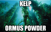 Kelp Ormus Powder