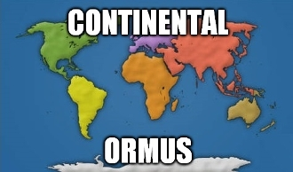Continental Ormus