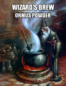 Wizard's Brew Ormus Powder