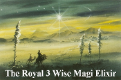 The Royal 3 Wise Magi E-Liquid