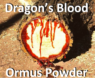 Dragon's Blood Ormus Powder