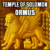 Temple of Solomon Ormus E-Liquid