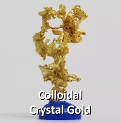 Crystal Gold Ormus Powder
