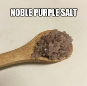 Noble 9 Purple Salt