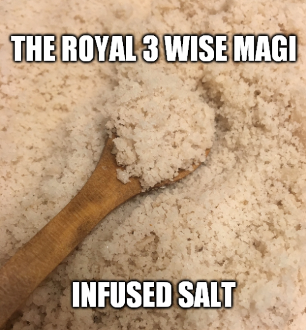 The Royal 3 Wise Magi Salt