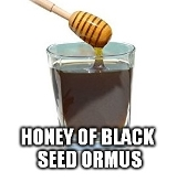 Honey of Black Seed Ormus
