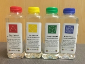 4 Elements Set - Fractal Distilled Water
