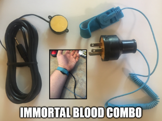 Immortal Blood Combo