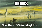 The Royal 3 Wise Magi Ormus
