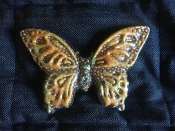 Glow in the Dark Ormus Orgonite Butterfly